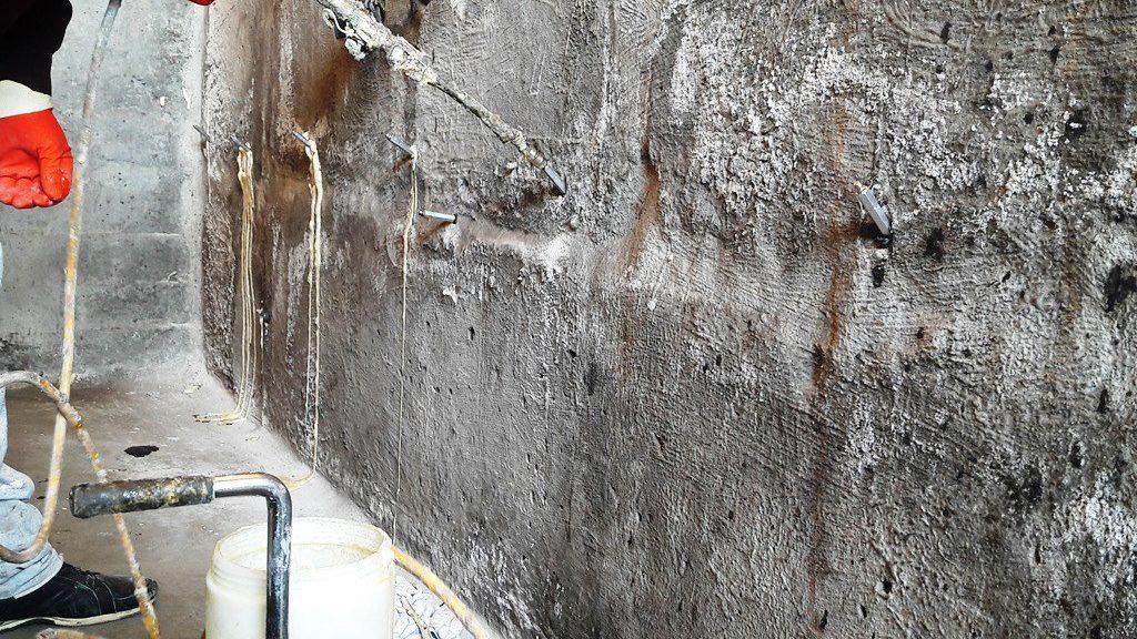 Инъецирование бетона технология керамзитобетон для лестниц